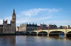Ponte de Westminster Fotografia de Stock