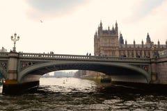 Ponte de Westminster Foto de Stock Royalty Free