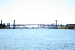 Ponte de Williamsburg Fotografia de Stock