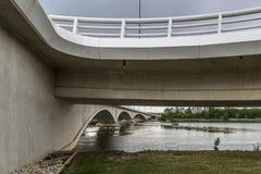 Ponte de Zamora outra vez Fotografia de Stock