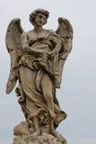 Ponte degli angeli Fotografia Stock Libera da Diritti