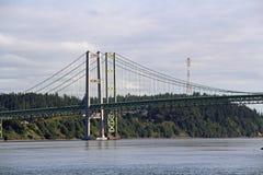 Ponte degli stretti Fotografia Stock Libera da Diritti