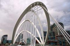 Ponte dei marinai di Melbourne fotografia stock