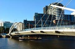 Ponte dei marinai - Melbourne Fotografie Stock