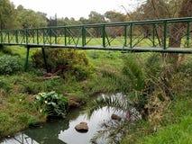 Ponte del campo da golf fotografie stock