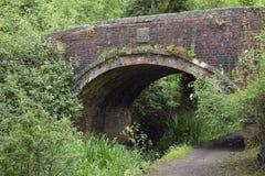 Ponte del canale di Whitehall immagine stock libera da diritti