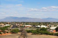 Ponte del crotalo in Tucson Arizona Fotografia Stock Libera da Diritti