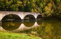 Ponte del Cumberland Fotografia Stock