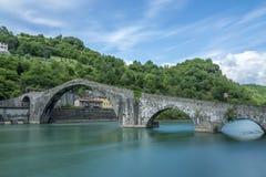 Ponte del Diavolo Imágenes de archivo libres de regalías