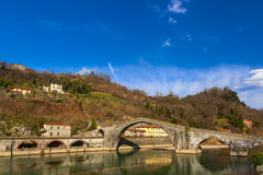 Ponte del diavolo Royalty Free Stock Photo