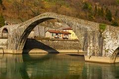 Ponte del diavolo Stock Photo