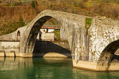 Ponte del diavolo Royalty Free Stock Photos
