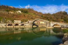 Ponte del diavolo Royalty Free Stock Photography