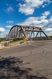Ponte del Mezzo Delaware immagini stock