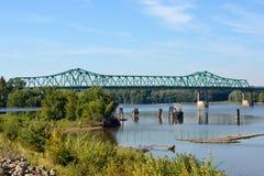Ponte del nord Fotografia Stock Libera da Diritti