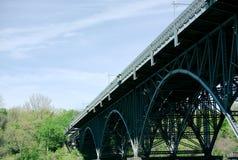 Ponte del palazzo della fragola Immagine Stock