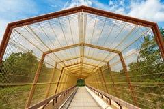Ponte del passaggio Fotografia Stock Libera da Diritti