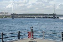 Ponte del rk del ¼ di Atatà Fotografie Stock Libere da Diritti