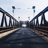 ponte del siak fotografia stock