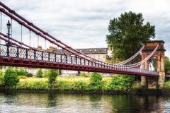 Ponte del sud della via di Portland Fotografie Stock