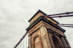 Ponte del sud della via di Portland Fotografia Stock Libera da Diritti