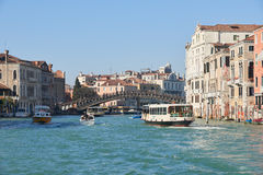 Ponte dell'Accademia in Venice Royalty Free Stock Image