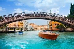 Ponte dell'Accademia Stock Image