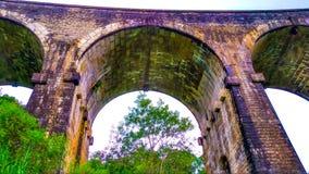 Ponte dell'arco di Ella nove fotografia stock