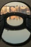 Ponte dell'eremo Immagini Stock