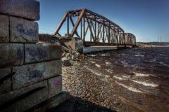 Ponte dell'intestino Fotografia Stock Libera da Diritti