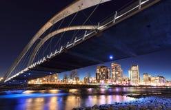 Ponte dell'isola del ` s di St Patrick Immagini Stock Libere da Diritti