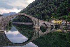Ponte della马达莱纳半岛 库存图片