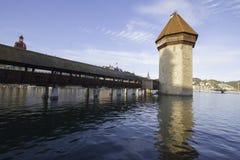 Ponte della cappella Immagine Stock Libera da Diritti