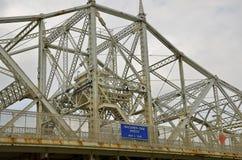 Ponte della diga di Macombs, NYC Immagine Stock Libera da Diritti