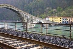 Ponte della Maddalena; Stock Photography