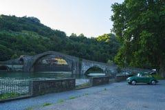 Ponte-della Maddalena lizenzfreies stockbild