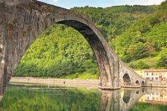 Ponte Della Maddalena, Italy Royalty Free Stock Photos