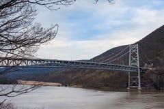 Ponte della montagna dell'orso nello Stato di New York Immagine Stock Libera da Diritti