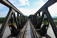Ponte della morte Immagine Stock Libera da Diritti