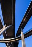 Ponte della superstrada di complessità fotografie stock