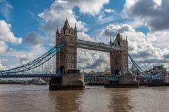 Ponte della torre Immagini Stock