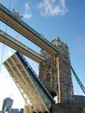 Ponte della torre Fotografia Stock
