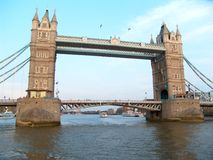 Ponte della torre di Londra Fotografia Stock Libera da Diritti