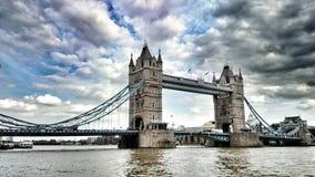 Ponte della torre di Londra Immagine Stock Libera da Diritti