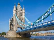 Ponte della torre di Londra Fotografie Stock Libere da Diritti