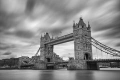 Ponte della torre di Londra Immagini Stock
