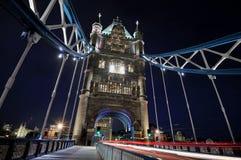Ponte della torre, Londra Fotografia Stock Libera da Diritti