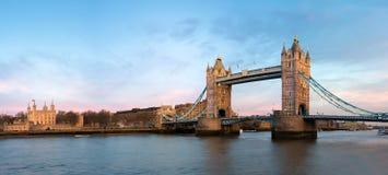 Ponte della torre, Londra fotografie stock libere da diritti