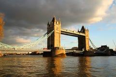 Ponte della torre, Londra Immagini Stock Libere da Diritti