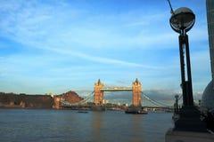 Ponte della torre - Londra - il Regno Unito fotografia stock